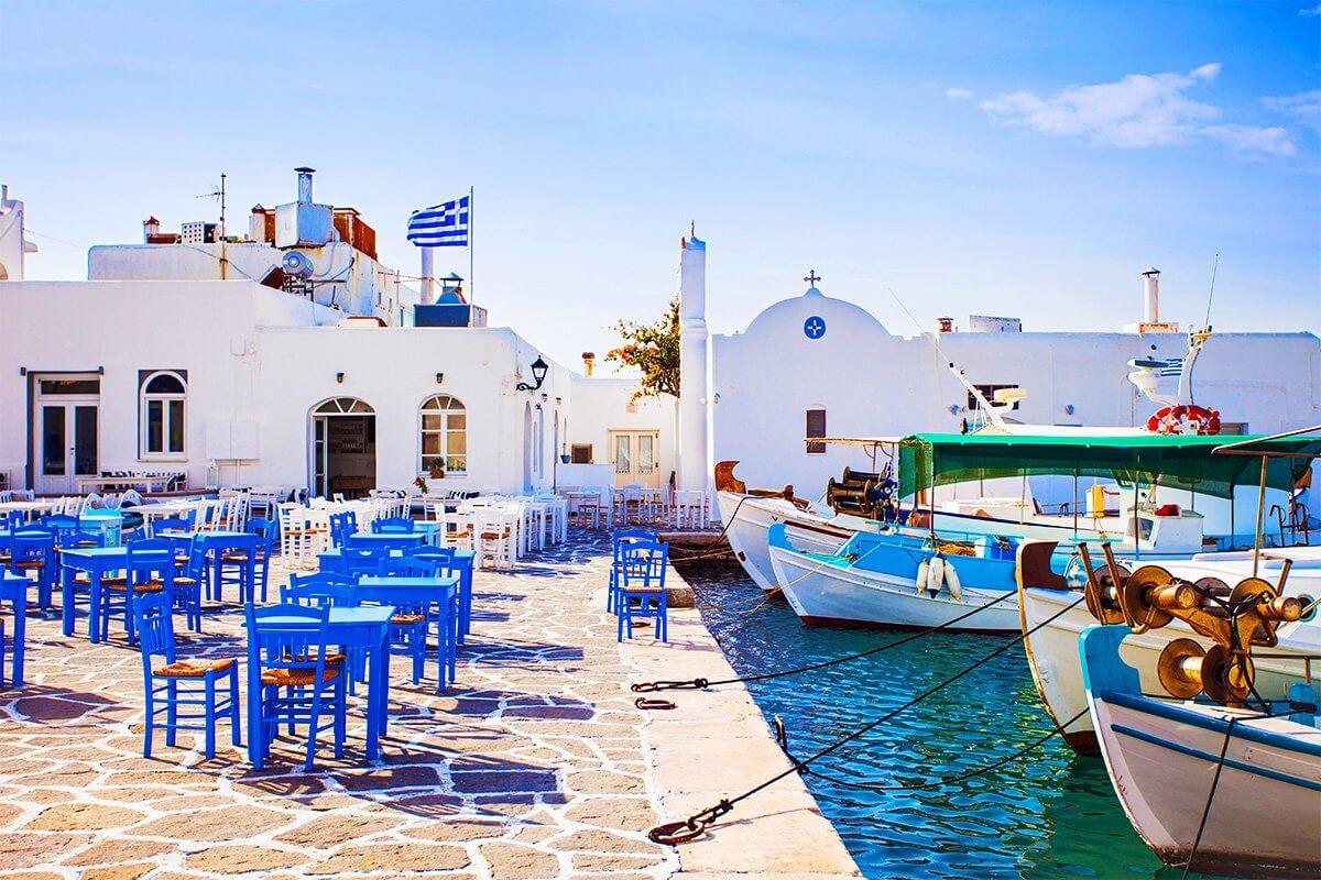 Yunanistan Ada Fotoğrafları