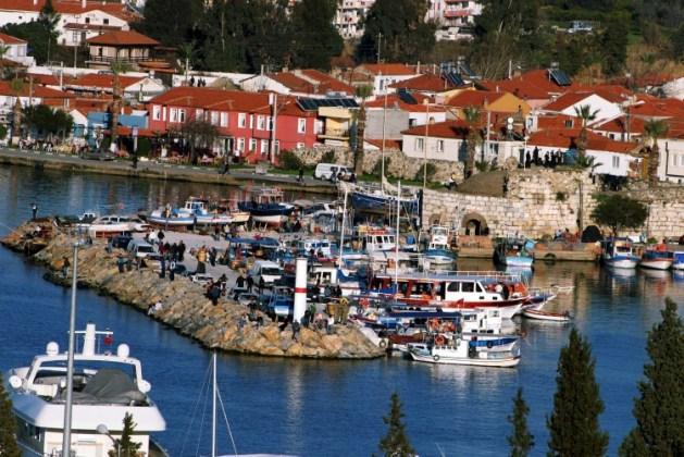 İzmir Seferihisar – Sığacık