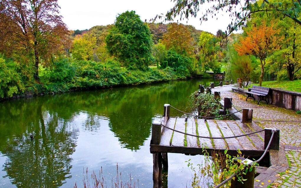 İstanbul'da Gizli Bahçe Atatürk Arboretumu
