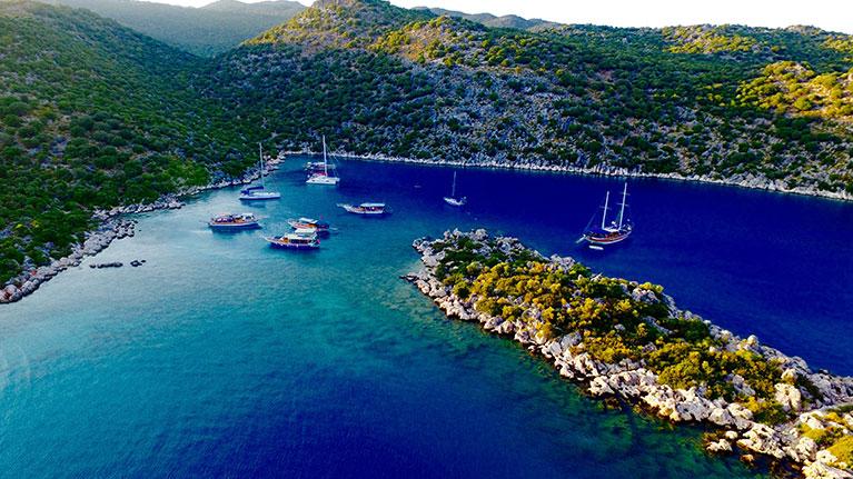 Antalya'nın İncisi Kaş