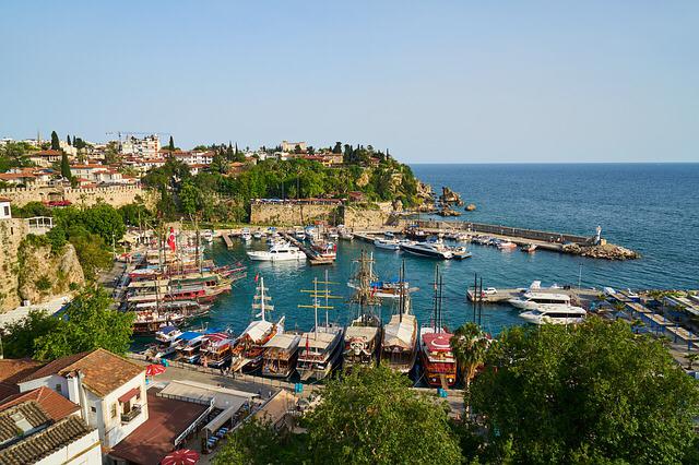 Akdenizin İncisi Antalya