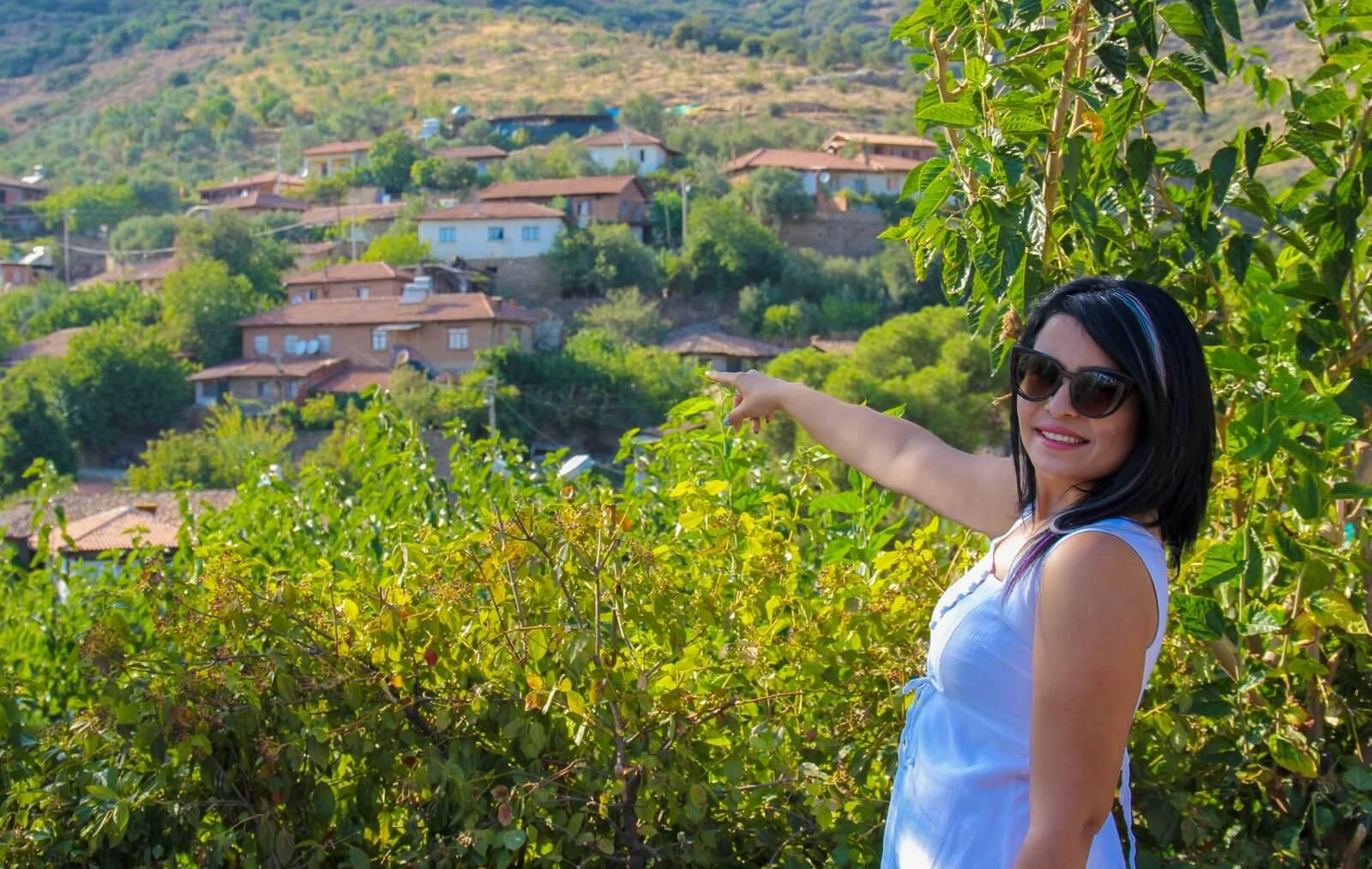 İzmir Birgi Köyü