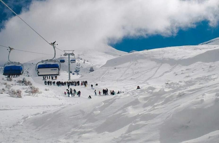 Ege'de Kış Tatili Bozdağ Kayak Merkezi