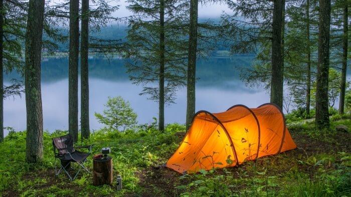 En Popüler Kamp Alanları