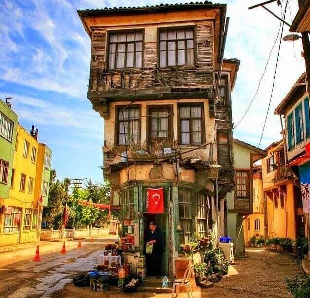 Bursa'nın Küçük Sahil Kasabası Trilye
