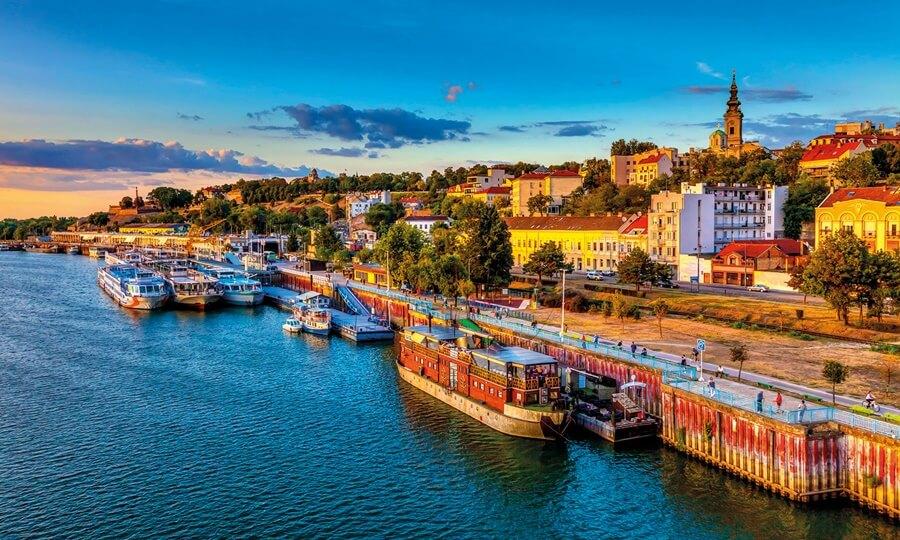 Sırbistan – Belgrad