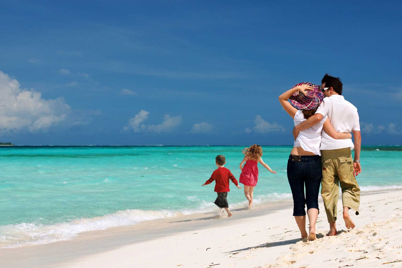 Çocuklu Aileler İçin Tatil