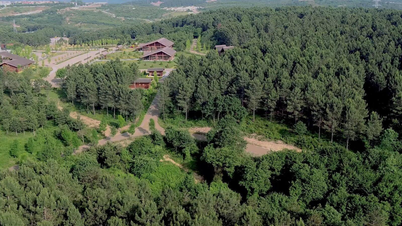 Kemerburgaz Kent Ormanı