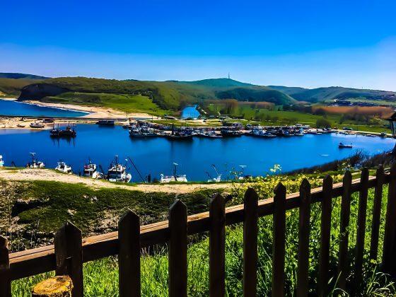 Trakya'nın Şirin Balıkçı Kasabası; Kıyıköy